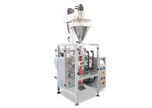 China Stainless Steel Auger Filler Packing Machine Schneider Touch Screen on sale