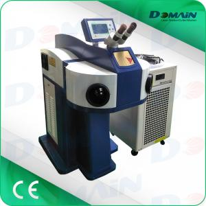 China 1pc Laser Tube Jewelry Laser Welding Machine Big Inner Space Long Working Time on sale