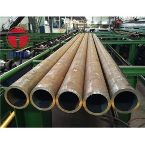 China GB 6479 Carbon Steel Seamless Steel Tube for Chemical Fertilizer Equipment on sale