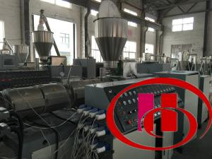 China Wpc Pvc Foam Board Machine / Wpc Board Production Line CE Listed on sale