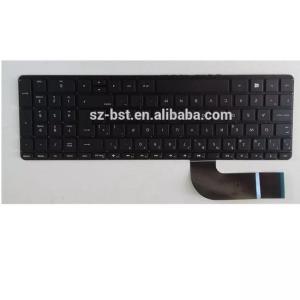 China KEYBOARD Notebook Teclado Spanish SP/LA layout For Hp Pavilion 15-p 15-z 15-p000 15-p100 15t-p000 15z-0 laptop keyboard on sale