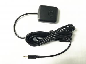 China Vehicle GPS Antenna Car Navigation System Active GPS Antenna DC 2.5 Jack on sale