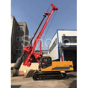 China High Speed Soil Rejection Head Rotary Drilling Rig Stability Mud Drilling Machine on sale