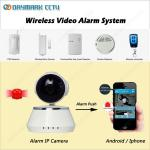 Wireless Security Camera System 720P Free Iphone Android App