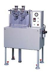 China ISO 8782 Vertical Type Shoe Lining Cover Water Penetration Testing Machine on sale