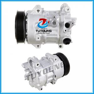 China Car air conditioning compressor for Toyota RAV4  Lexus NX200t 4471504094  447150409484 88310-0R041 88310-42380 883100R04 on sale