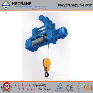China China Famous Wire Rope Electric Construction Hoist on sale