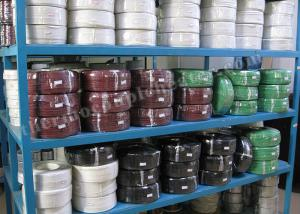 China 200°C Fiberglass High Temperature Cable / Heat Insulated Wire on sale