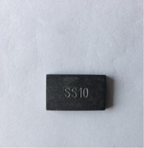 China Cemented Tungsten Carbide Tips , Cemented Carbide Tool Tips High Wear Resistant on sale
