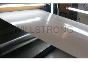 China PVDF Coated Aluminum / Painted Aluminum Coil For Aluminum Composite Panel on sale