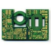 Professional Industrial Control Multilayer PCB Board 4-Layer HASL Finishing