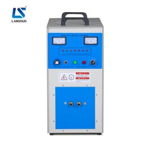 China Medium Frequency 30kw Electric Induction Melting Furnace For Melting Metal on sale