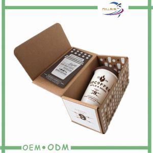 China Printed Corrugated Boxes For Cup ,  Corrugated Cardboard Packaging on sale
