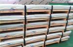 espessura de aço inoxidável 0.5-3mm da folha 201