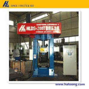 China widely use high precision CNC control 200 ton universal blow fire brick machinery on sale