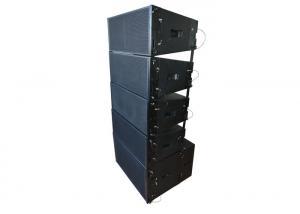 China Disco / Concert Line Array Sound System , Conference Single Line Array Subwoofer on sale