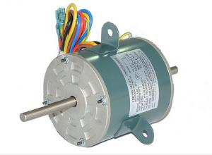 China Double Shaft Replace Fan Motor Air Conditioner 1/3HP 245W 115V on sale