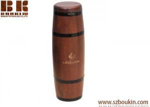China Handmade Wooden Box Antique Popular Handmade Wooden Wine Box Wine Sales on sale