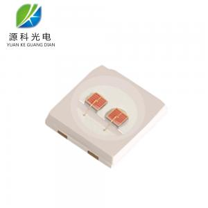 China Car Taillights 3535 SMD LED Dual Core Red Light 120 Illumination Angle on sale