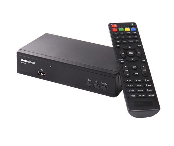HELLOBOX V5 SET TOP BOX AUTOROLL 78 5e C/Ku Band biss tv for