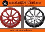 Sushaの車輪1piecesの赤いForgedcarの車輪は20インチのレプリカの車輪に18inchに縁を付けます