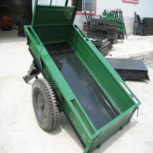 China Walking tractor trailer on sale