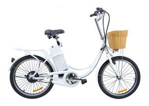 China 9Ah lindo 22 bici eléctrica del vatio e de la bicicleta 250 del motor del eje de la ciudad para las mujeres on sale