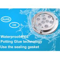 IP68 Waterproof 316 Stainless Steel Underwater Boat Led Light for Marine Yacht