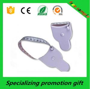 China Popular 1.5m Fiberglass Spring Paper Bmi Measuring Tape Promotional Gift Items on sale