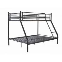 Triple Bunk Bed,Twin/Full Bunk Bed, Twin Full Metal Bunk Bed For Kids