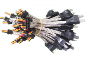 China IP68 Standard Cable Wire Harness Overmolded Connector Teflon Coated AWG16 on sale