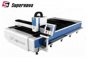 China CNC Fiber Metal Laser Cutting Machine For Metal Sheet Tube Pipe on sale
