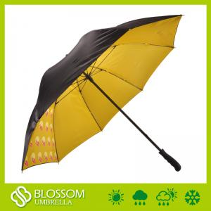 China Paraguas a prueba de viento, paraguas doble del golf del toldo on sale