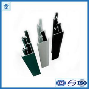 China Perfiles de aluminio anodizados de la protuberancia para Windows on sale