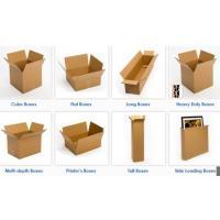 handmade corrugated paper laptop packaging box Custom sliding open corrugated laptop packaging box