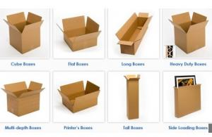 China handmade corrugated paper laptop packaging box Custom sliding open corrugated laptop packaging box on sale