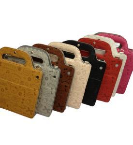 China For New ipad 3 case PU Leather Case Muti-Color Good Quality PU Leather Handbag For ipad case on sale