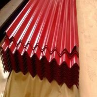 China China Building Materials High Quality Corrugated PPGI Steel Roofing Sheet on sale