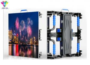 China Commercial Advertising Led Display Screen Rental P3.91mm 500mm*500mm supplier
