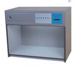China Textile / Printing Color Matching Machine 5 Light Sources Check Light Box Philip Lamps on sale