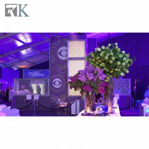 China indian wedding stage decoration fabric stage backdrop wedding tent dome stage backdrop blind on sale