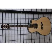 Acoustic guitar Tay 916 Solid Spruce Mother Of Pearl inlay with EQ Free Shipping