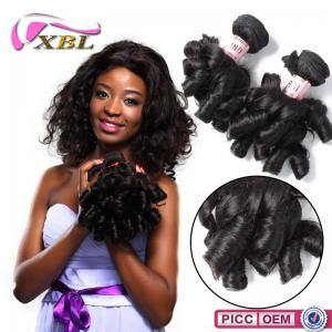 China XBL Hair 7A One Donor Hair Wholesae Raw Indian Hair on sale