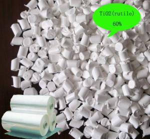 China color concentrate: white masterbatch for blow moulding on sale