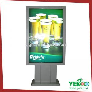 China LED Scrolling Advertising Light Box on sale
