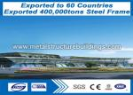 AWS D1.1 Carbon Steel Frame Construction ISO Code Steel Structure Building