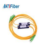 ABS Box Type PLC Splitter 1x4/1x8/1x16/1x32 FTTH Fiber Optic Splitter