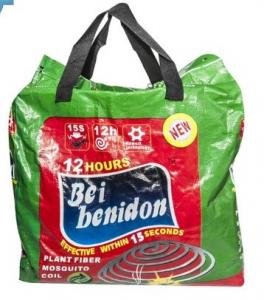 China Hot sell Paper Coil Plant Fiber Mosquito Coil Anti mosquito kill coil on sale