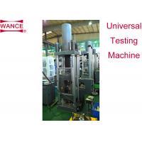 Large Capacity Servo Hydraulic Wire Tensile Testing Machine Of Concrete Single Zone