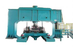 China 110KW Φ 10000 × 50mm Pressure Vessel Dished End Machine  / equipment on sale